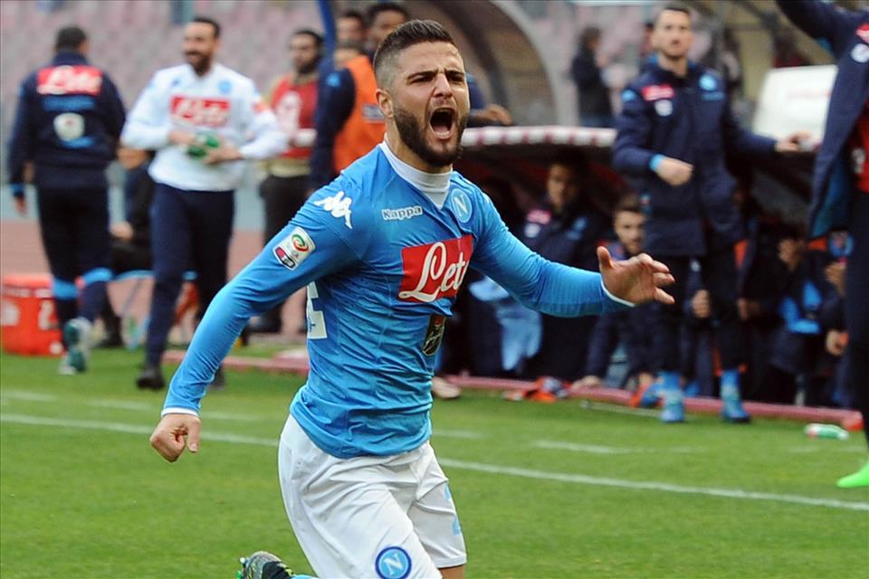 Insigne primo calciatore in Europa ad andare in doppia cifra per gol e assist