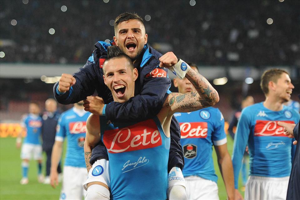 Napoli-Genoa 3-1/ La criptonite di SuperPepe sono i tiri centrali. Hamisk in giornata