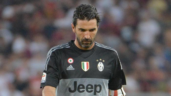 Buffon: «Ho sperato in un coniglio dal cilindro alla fine. Il Napoli aveva il pallino del gioco in mano, sarei stato contento anche di un pareggio»