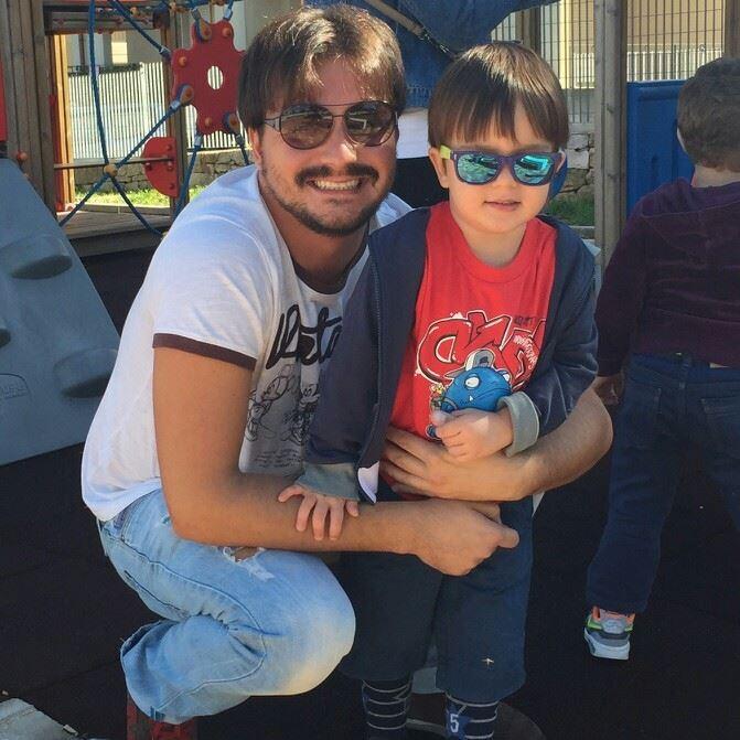 Il bimbo di Taranto, figlio di simpatizzanti interisti, che tifa Napoli. Il papà: «Ha avvertito la mia passione per Maradona»