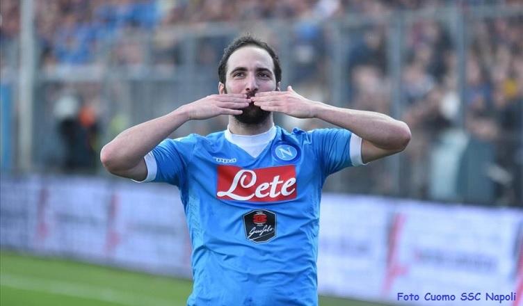 La lettera di Gonzalo Higuain ai tifosi del Napoli