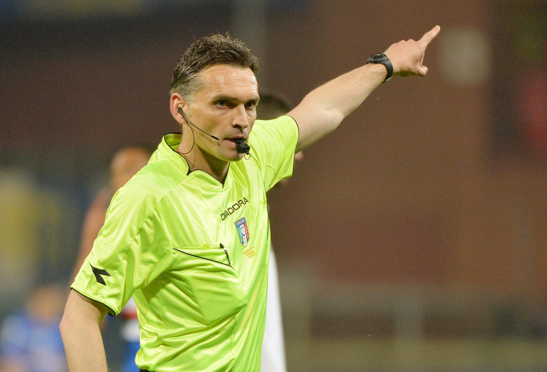 Chievo-Napoli, arbitra Irrati: espulse Higuain a Udine, fermò Lazio-Napoli per i buu a Koulibali