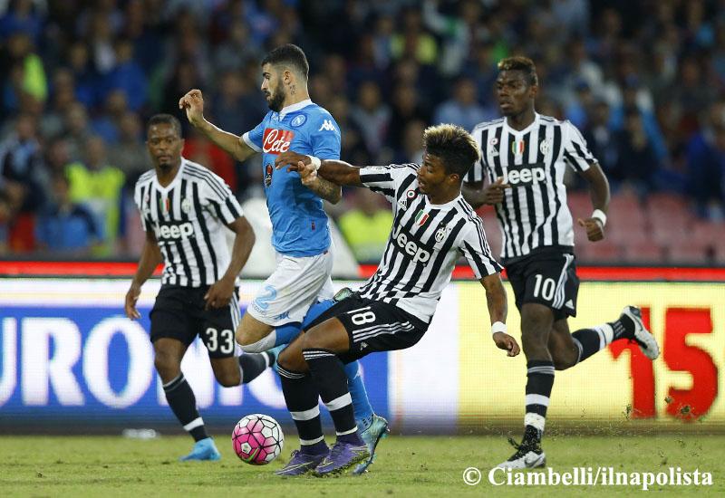 I titolarissimi del Napoli hanno giocato quattromila minuti in più rispetto agli undici più impiegati dalla Juventus