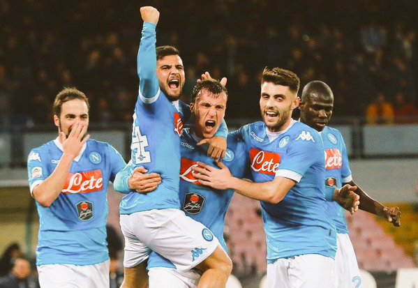 Napoli-Chievo 3-1, pagelle / Reina Red (hot chili) Pepe. Gli zebedei di Chiriches
