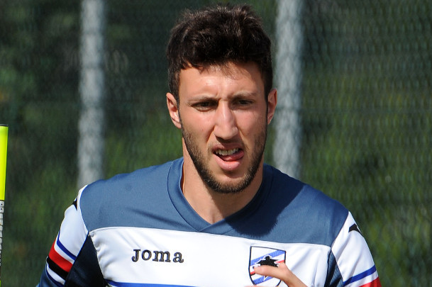 Terza Maglia Sampdoria VASCO REGINI