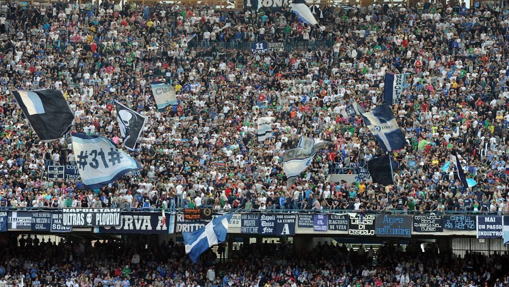 Napoli-Roma: venduti 38mila biglietti