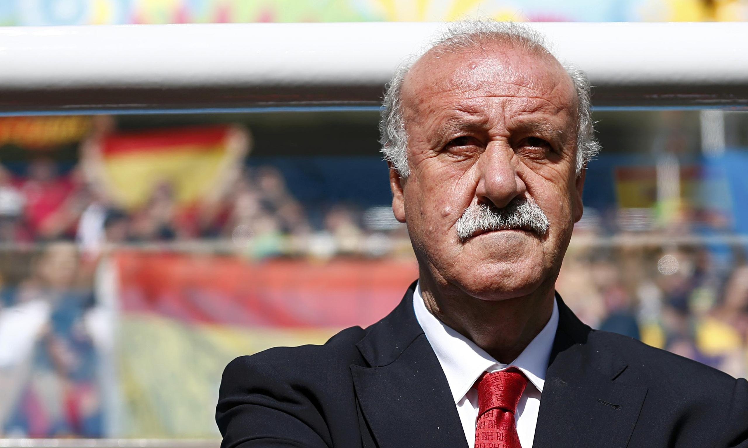 Juve-Napoli, parla Del Bosque: «Bianconeri solidi ed esperti, Higuain sta mantenendo le promesse della giovinezza»