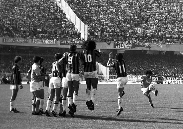 Questo Napoli è come Maradona: una cosa mai vista