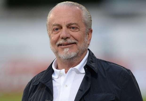De Laurentiis ai giornalisti: «Attaccherete di nuovo il Napoli quando è l'unica cosa che funziona»