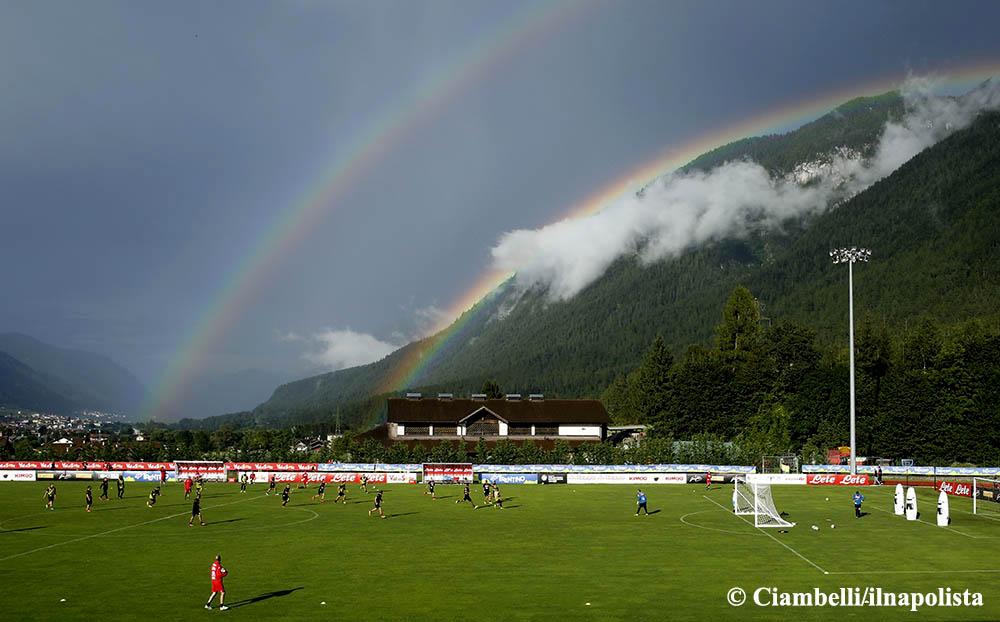 Trentino sold out. E' la meta preferita per i ritiri estivi dei club