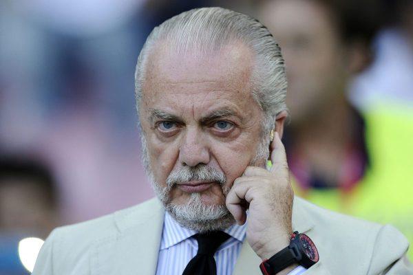De Laurentiis: «Verdi mi ha deluso, per Politano avevo deciso di buttare i soldi»