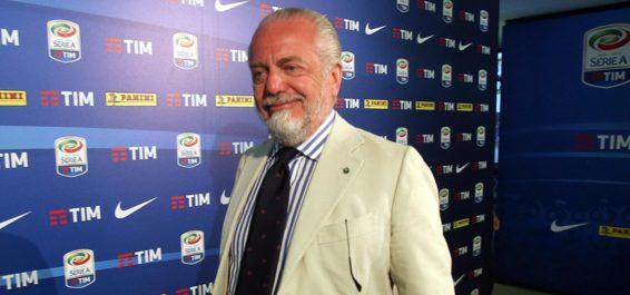 De Laurentiis: «Complimenti al Napoli, decisioni arbitrali sfavorevoli ma vanno rispettate»