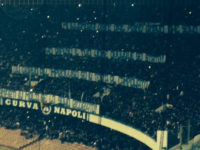 Napoli, non capisco tutto questo astio per noi tifosi occasionali