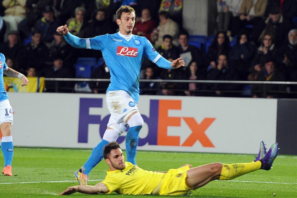 Per la prima volta Napoli senza gol per due gare di fila