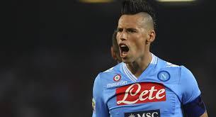 Napoli-Milan 1-1/ Hamsik piú alti e bassi delle montagne russe. Ghoulam ipnotizzato dal look di Honda