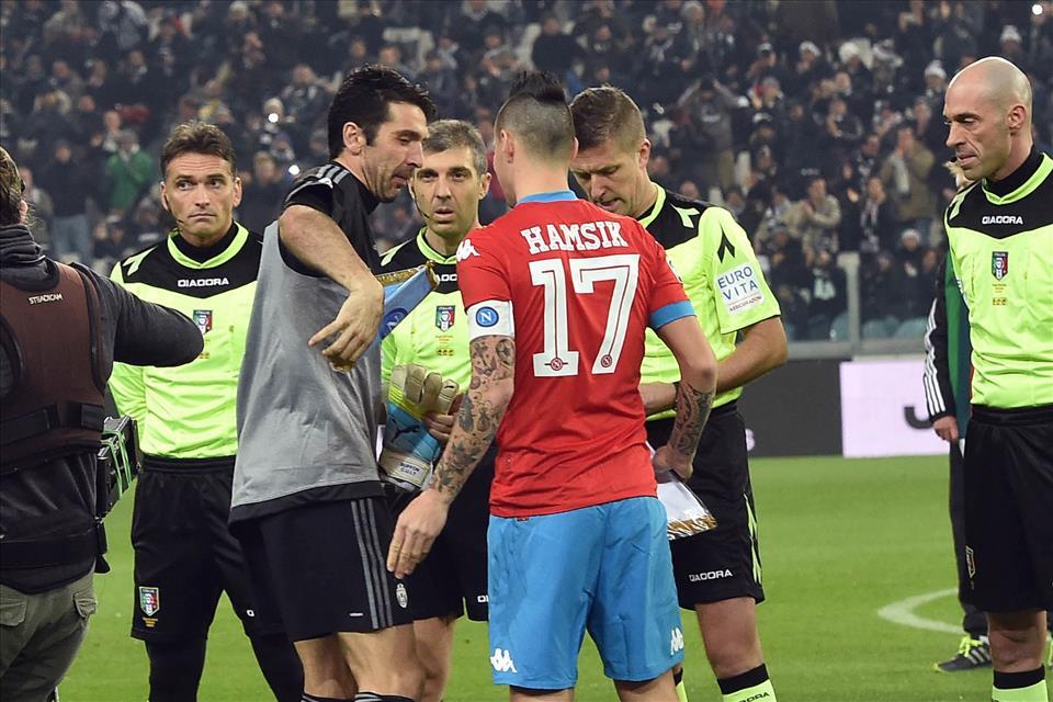 Le quattro sconfitte con la Juventus, così simili tra di loro