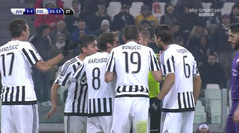 Confessioni di un calciatore della Juventus