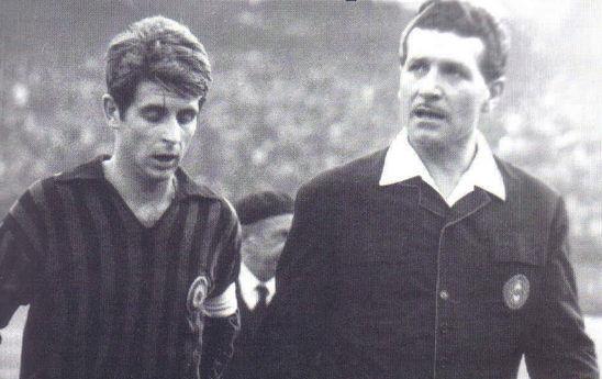 Cucci: quando Lo Bello dopo uno Juve-Milan ammise «Sì, ho sbagliato, era rigore»