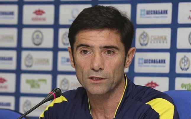Marcelino in conferenza stampa: «Il Napoli non meritava la sconfitta con la Juventus. Partita superiore a un ottavo di Champions»