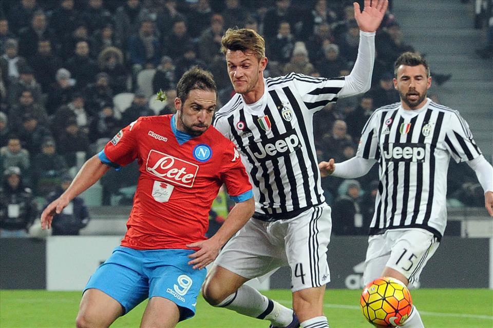La Juventus ha disputato la partita che aveva in mente, il Napoli no