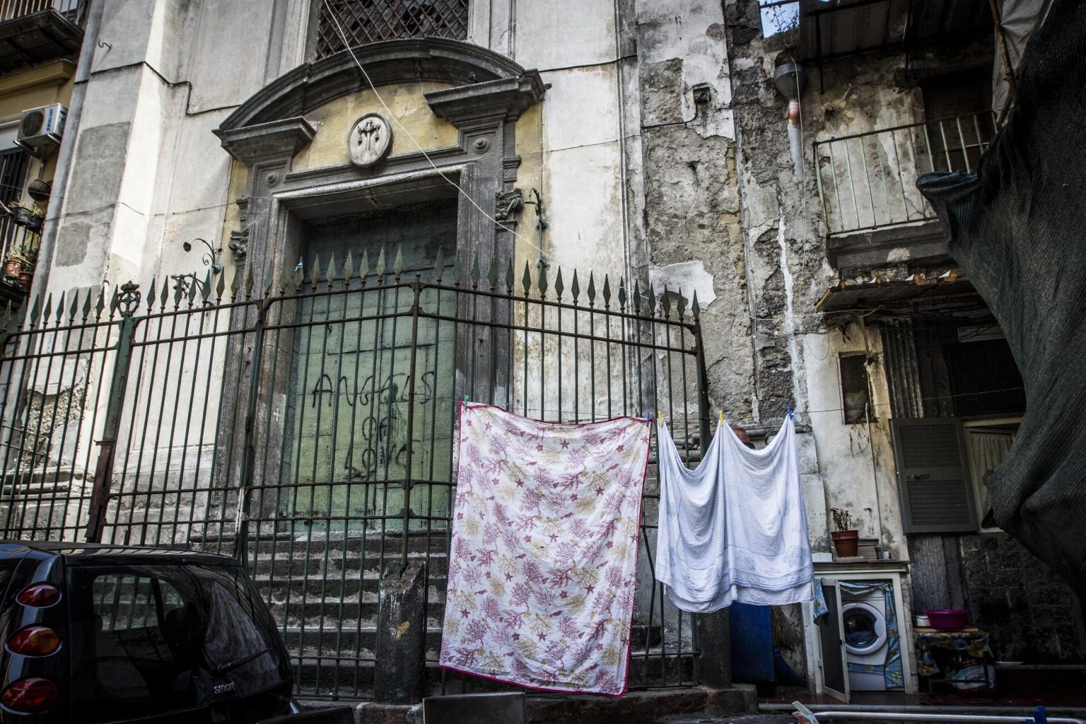 La ricerca del silenzio a Napoli per me che sono dello Sri Lanka