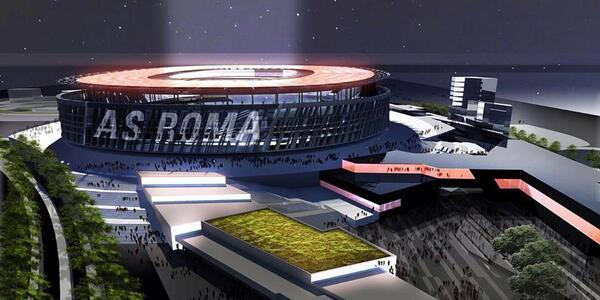 Stadio della Roma: l'ottimismo della Raggi e la realtà del nodo trasporti