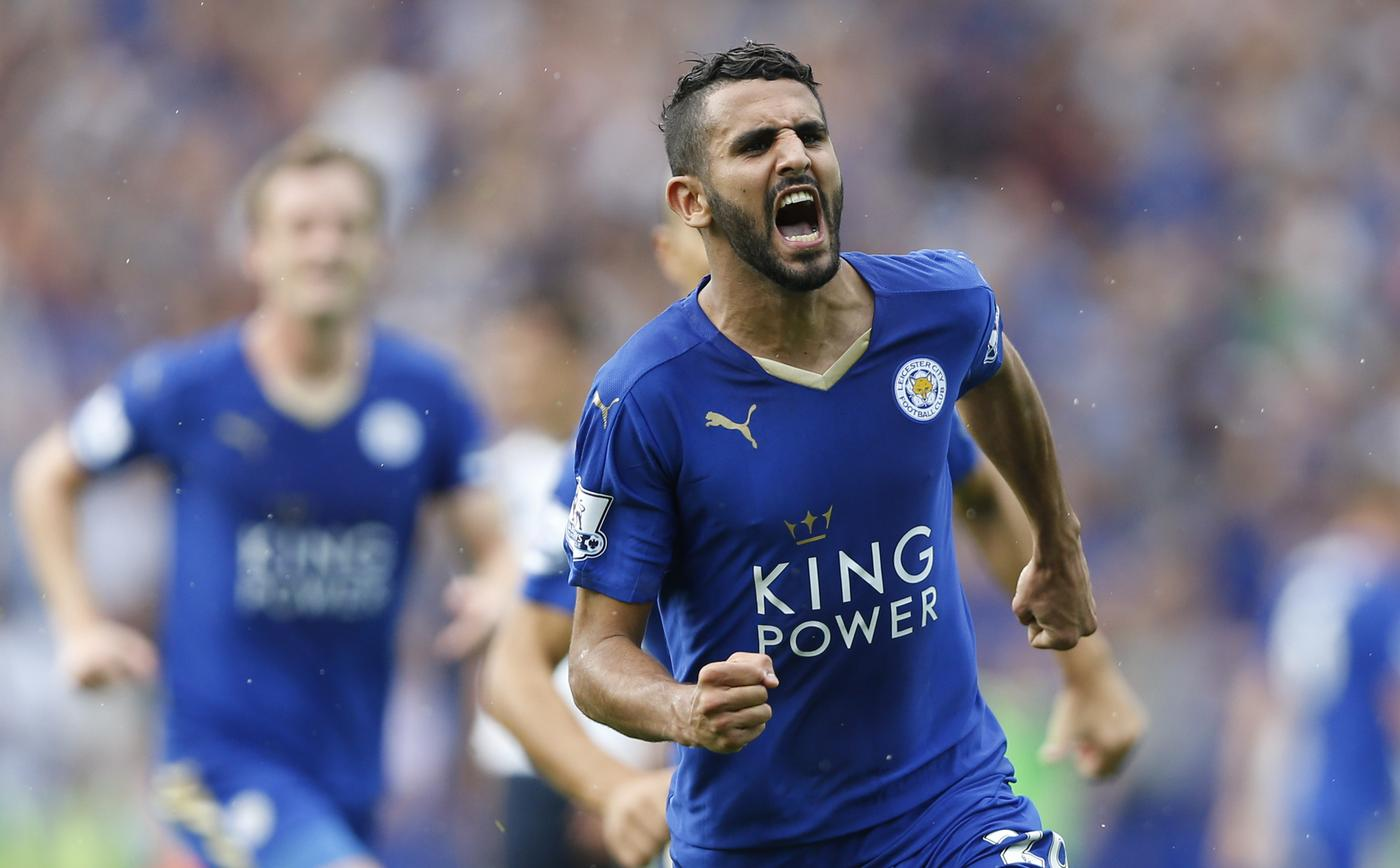 Il Manchester City ha quasi chiuso per Mahrez: 85 milioni di euro