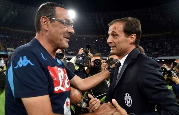 L'agente di Sarri: «La Juventus ha giocato come il Carpi. Chi critica la panchina del Napoli deve vergognarsi»