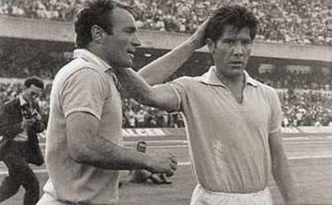 Il mio giorno all'improvviso fu Napoli-Juve 1-0 gol di Altafini, anche se non vidi niente