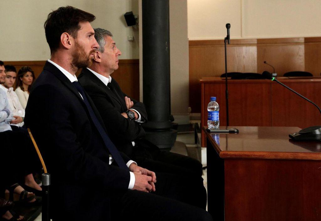 Messi, arriva la condanna per evasione fiscale: 21 mesi, ma non andrà in carcere