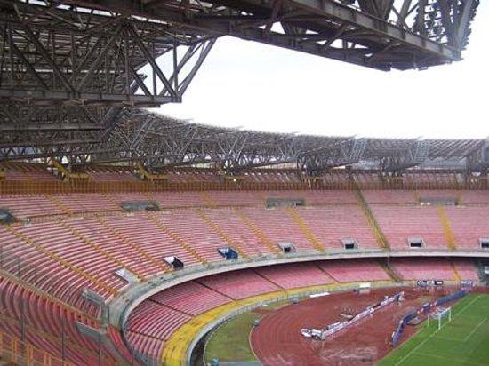 """Auricchio (Comune): """"Lo stadio sarà agibile per Napoli-Milan"""""""