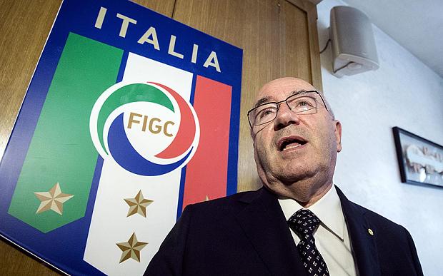 Tavecchio su Juventus-Napoli: «Partita bellissima, un peccato l'assenza dei tifosi azzurri»