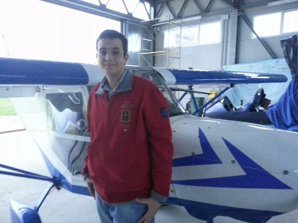 Leonardo, il 17enne di Nocera che costruisce robot e odia il calcio: «Preferisco volare e le start-up»