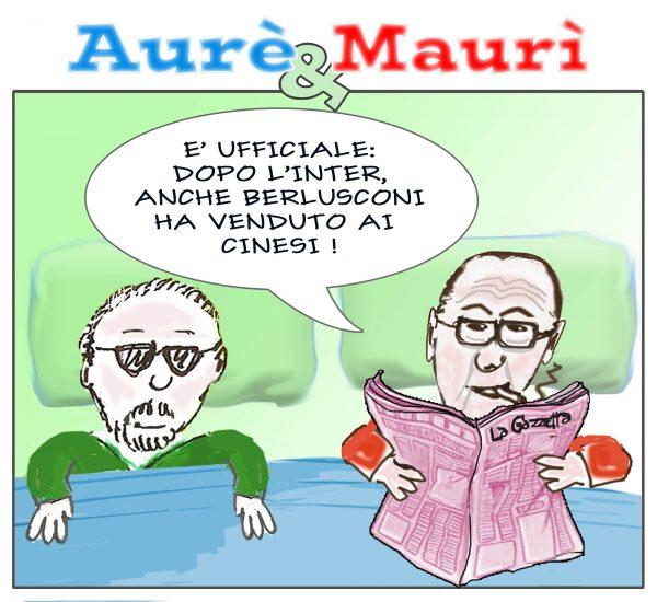 1 AurèMaurì e i cinesi