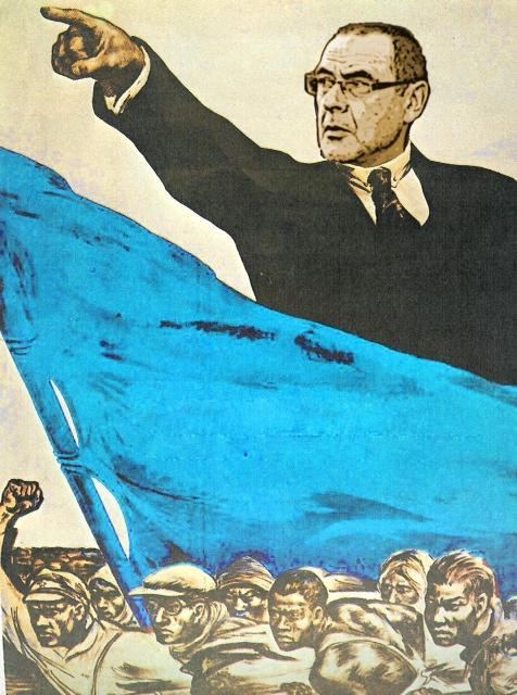 La frattura ideologica tra il maoista De Laurentiis e il sovietico Sarri