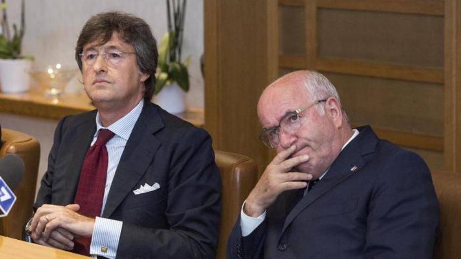 Svolta nel calcio italiano: addio Tosel (e Palazzi)