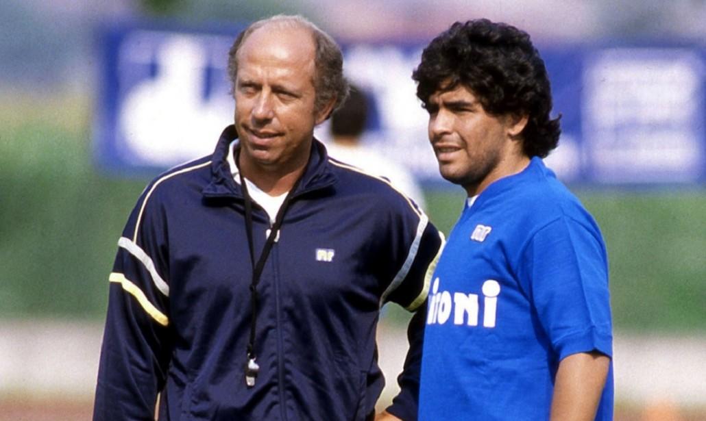 Ottavio Bianchi: «L'emozione più bella fu il San Paolo tutto per me dopo la rivolta dei giocatori»