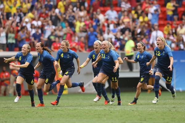 Giochi olimpici, calcio femminile: il resoconto dei quarti di finale
