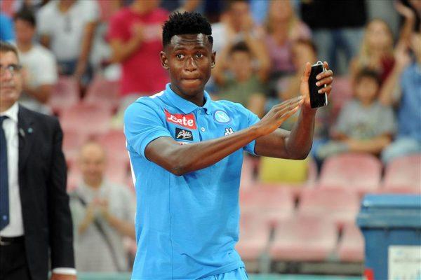 VIDEO – Il gol di Diawara durante la partitella in allenamento
