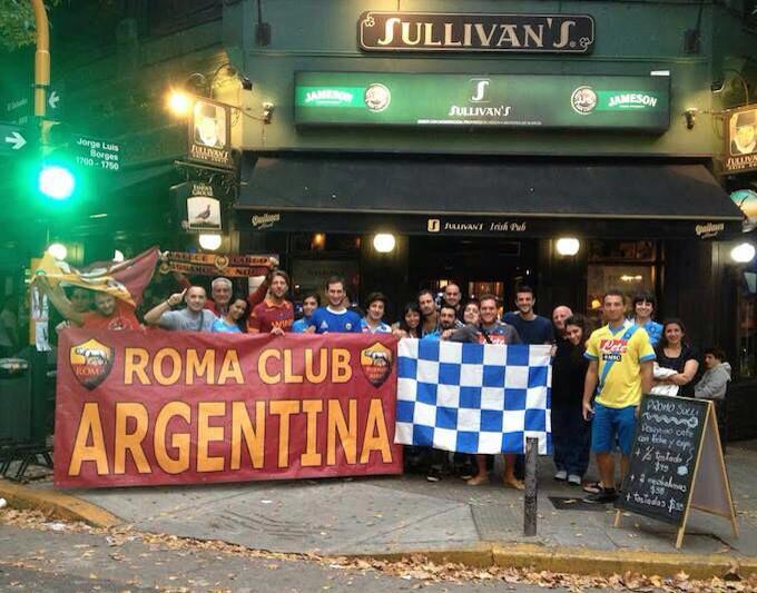 Il Club Forza Roma Testaccio dice sì al ritorno del gemellaggio col Napoli
