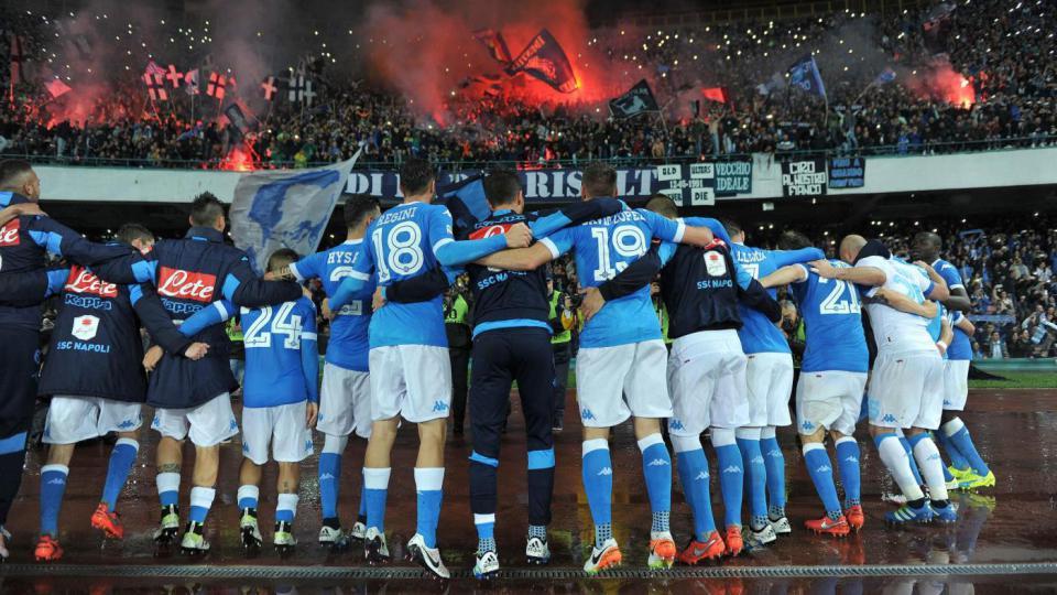 Il gruppo dev'essere la forza di questo Napoli