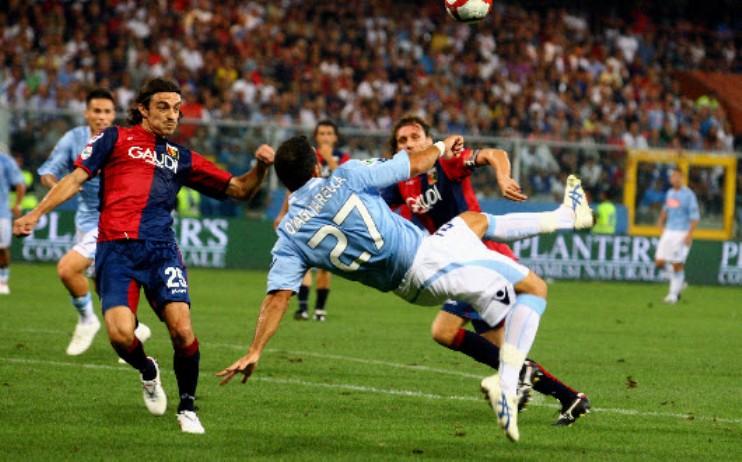 Genoa-Napoli: le doppiette di Savoldi e Skuhravy, i gol di Pruzzo e Mesto