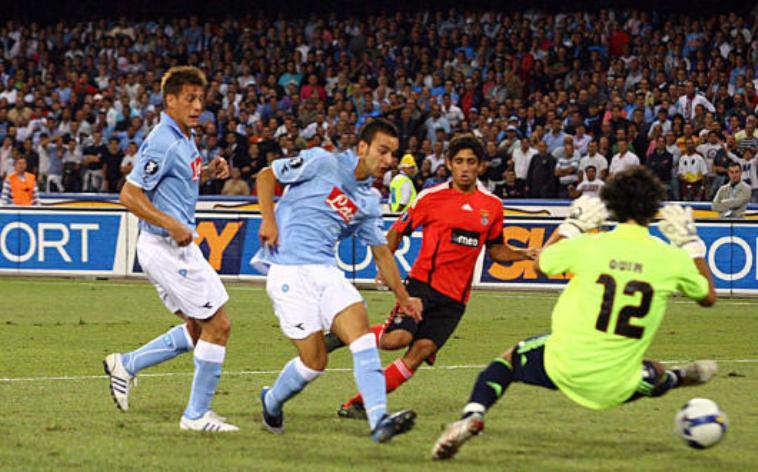 Napoli-Benfica, io mi ricordo: la prima Europa e la disperazione per il giallo a Blasi