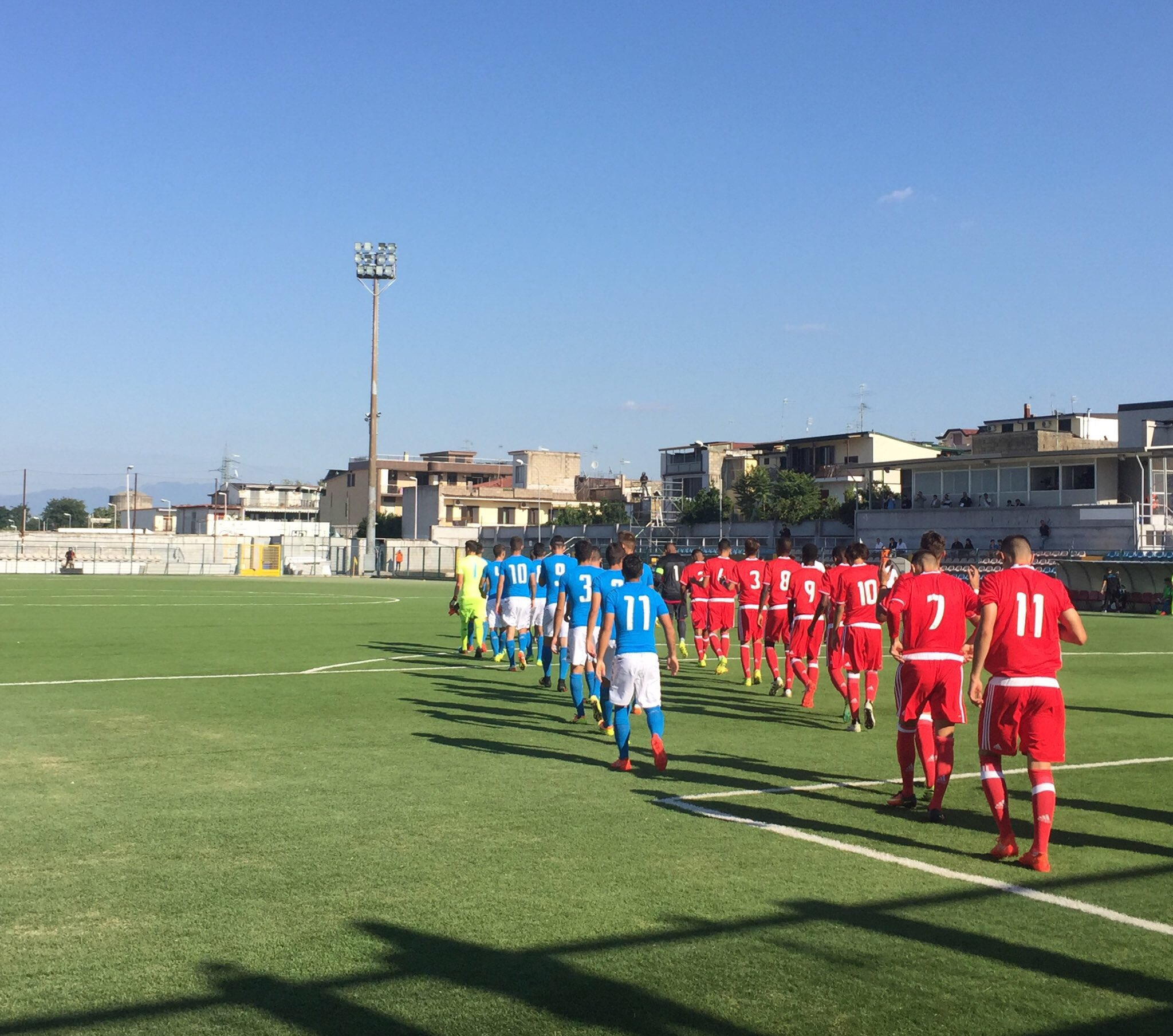 Youth League, Napoli col cuore ma non basta: il Benfica vince 3-2