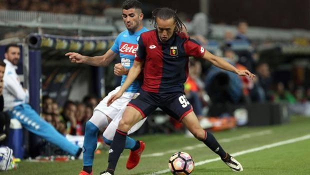 Lo 0-0 a Genova è una consuetudine, il Napoli non rimaneva a secco da aprile scorso