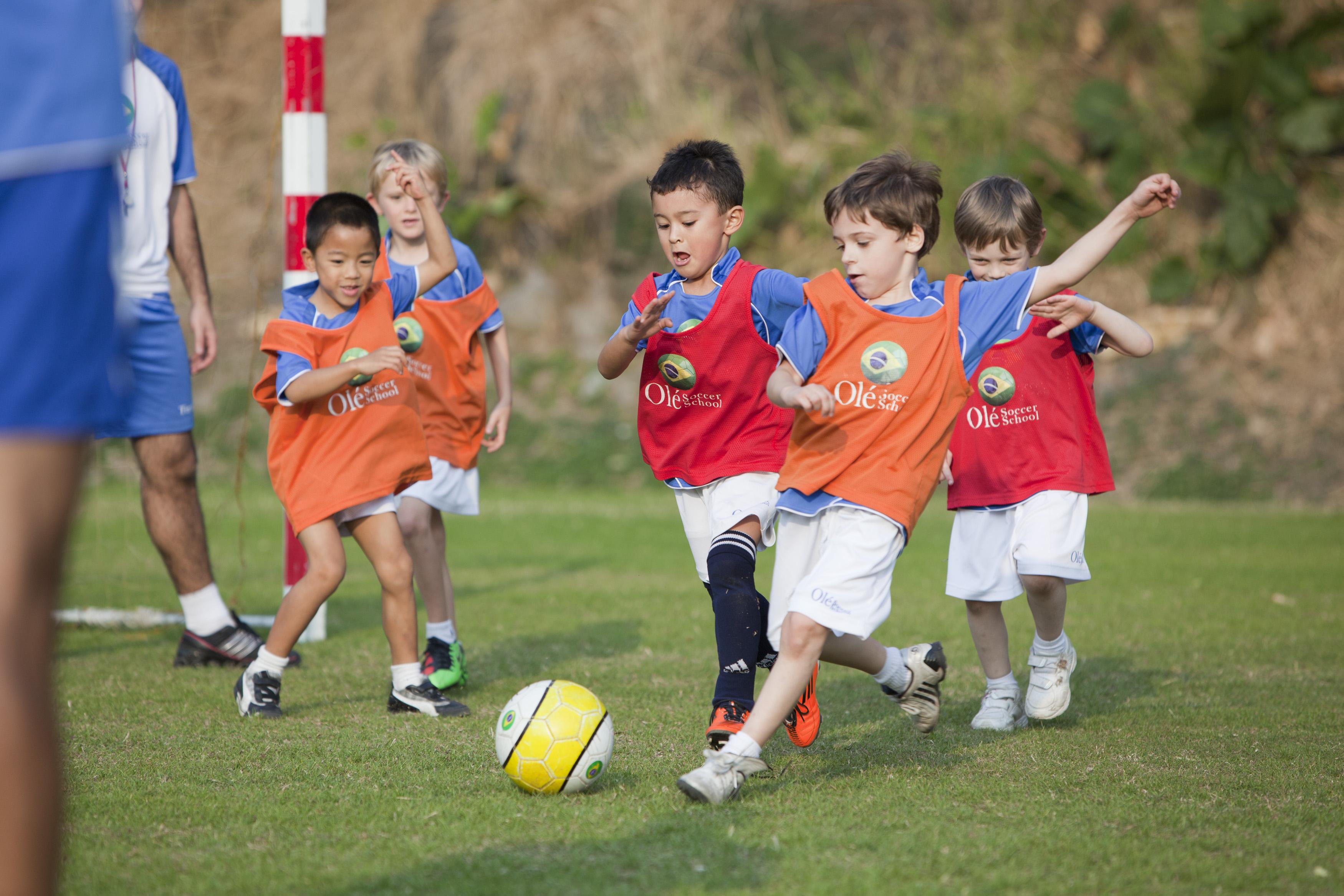Che il calcio sia la felicità dei ragazzini e non la speranza dei genitori