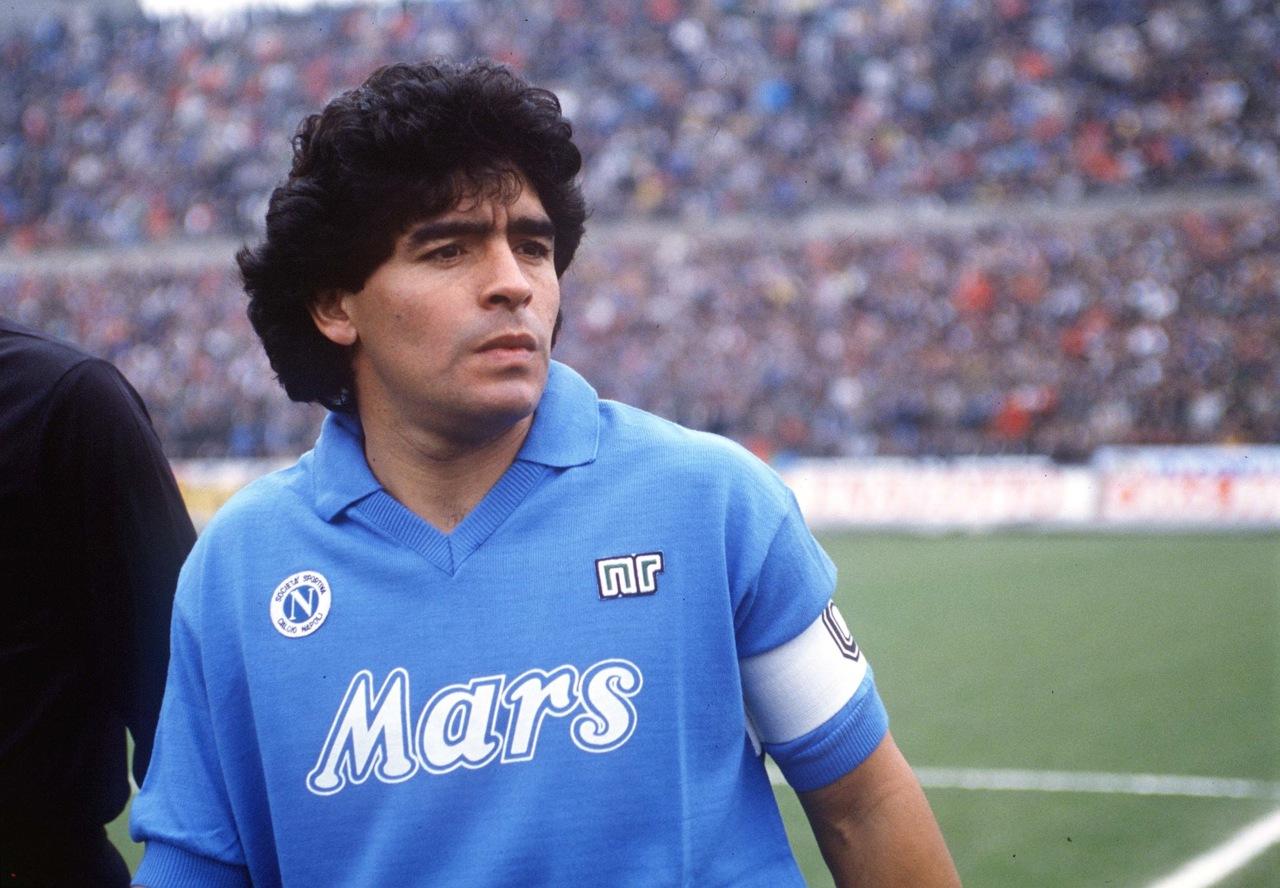FourFourTwo: il Napoli di Maradona tra le squadre cult di tutti i tempi