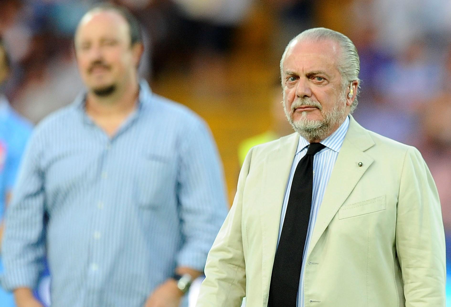 Da Ventura a Sarri, i rapporti tormentati di De Laurentiis con i suoi allenatori