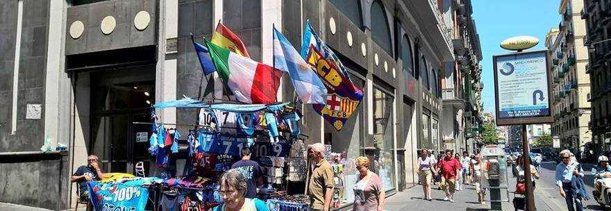 Il Napoli diventi il simbolo del Sud come il Barcellona lo è della Catalogna