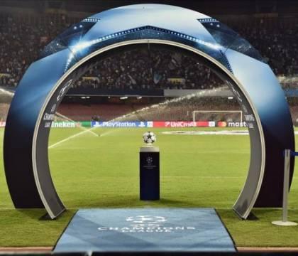 Ranking UEFA, Napoli al 20° posto. La Juve supera il Real e va sul podio